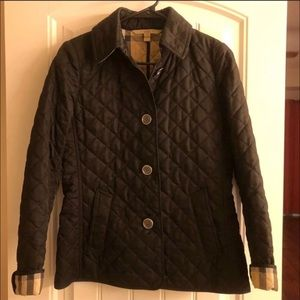 BURBERRY ASHURT QUILTED JACKET